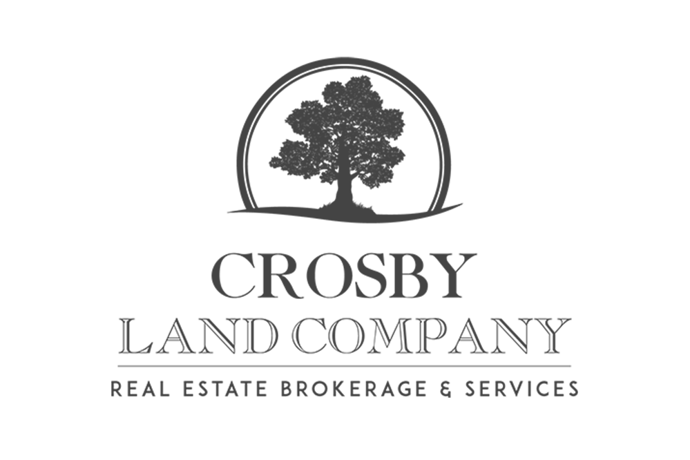 Crosby Land Company Logo - Keen Eye Marketing