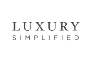 Luxury Simplified Logo - Keen Eye Marketing
