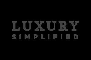 Luxury Simplified Logo - Keen Eye Marketing