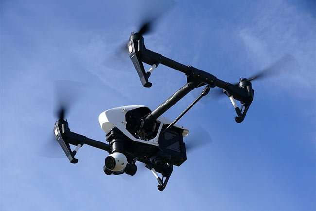 Charleston's Top Provider for Aerial Photography and aerial videography