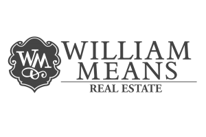 William Means Real Estate Logo - Keen Eye Marketing
