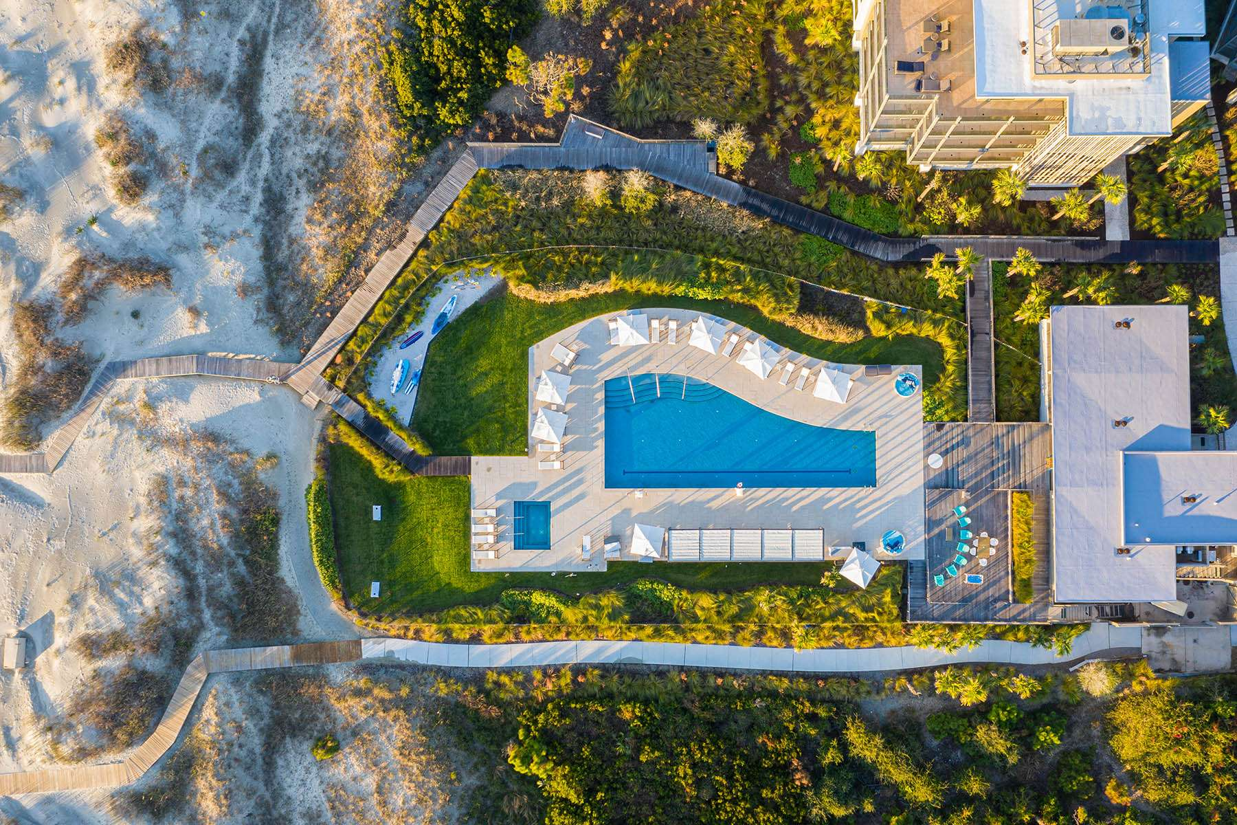luxury real estate Aerial Photography